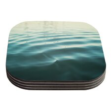 Seawater by Bree Madden Coaster (Set of 4)