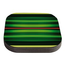 Stripes by Matthias Hennig Coaster (Set of 4)