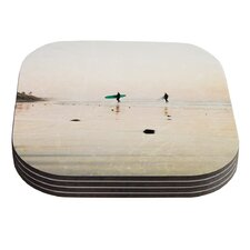 Surfers by Bree Madden Coaster (Set of 4)