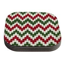 Christmas Gram Coaster (Set of 4)