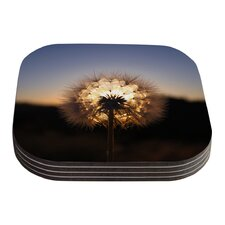 Glow by Skye Zambrana Coaster (Set of 4)