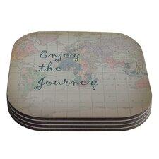Journey by Catherine Holcombe Coaster (Set of 4)