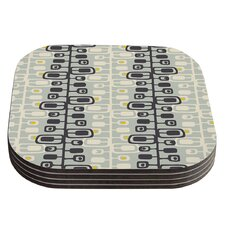 Carnaby by Gill Eggleston Coaster (Set of 4)