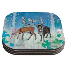 Glade by Mat Miller Coaster (Set of 4)
