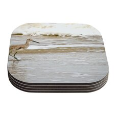 Counting the Waves by Robin Dickinson Coaster (Set of 4)