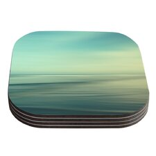 Beach by Sylvia Cook Coaster (Set of 4)