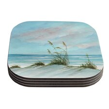 Sea Oats by Rosie Coaster (Set of 4)