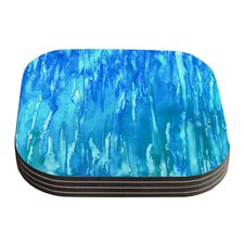 Wet and Wild by Rosie Coaster (Set of 4)