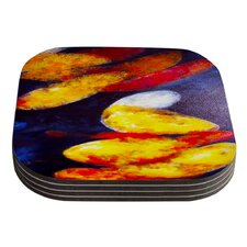 Into The Light by Rosie Coaster (Set of 4)