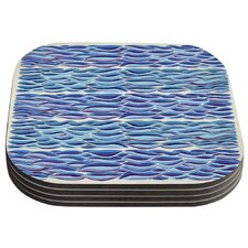 The High Sea by Pom Graphic Design Coaster (Set of 4)