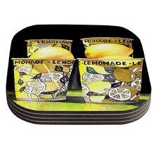 Lemonade by Rosie Coaster (Set of 4)