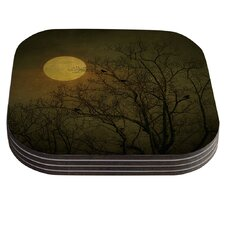 Starry Night by Robin Dickinson Coaster (Set of 4)