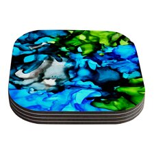 Chesapeake Bay by Claire Day Coaster (Set of 4)
