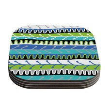 Salsa by Jacqueline Milton Coaster (Set of 4)