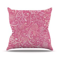 Too Much by Heidi Jennings hrow Pillow