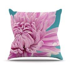 Dream by Nastasia Cook Flower Throw Pillow