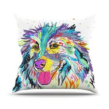 Daily Throw Pillow
