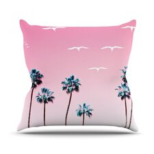 Cali by Bree Madden Throw Pillow