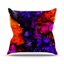 Family Photos by Claire Day Throw Pillow
