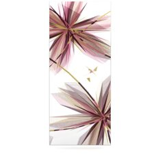 Flower Floating Art Panel