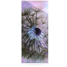 Dandelion Clock by Alison Coxon Graphic Art Plaque