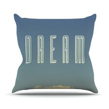 <strong>KESS InHouse</strong> Dream Print Throw Pillow