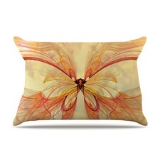 Papillion Microfiber Fleece Pillow Case