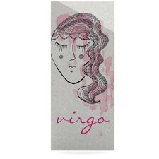 Virgo Floating Art Panel