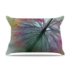 Fleur Microfiber Fleece Pillow Case