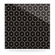 Tiled Mono by Budi Kwan Graphic Art Plaque