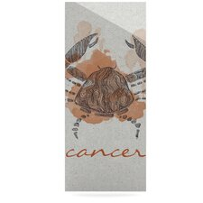 Cancer by Belinda Gillies Graphic Art Plaque