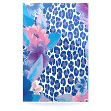 Leopard by Aimee St Hill Painting Print Plaque