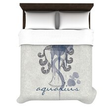 Aquarius Duvet Collection