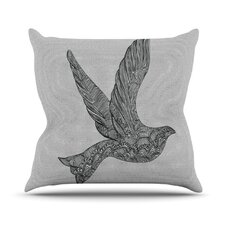 <strong>KESS InHouse</strong> Dove Throw Pillow