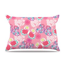 Baroque Butterflies Microfiber Fleece Pillow Case