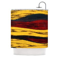 Sheets Polyester Shower Curtain