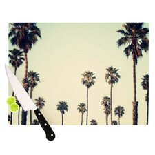 California by Bree Madden Cutting Board