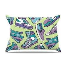 Sneaker Lover IV Microfiber Fleece Pillow Case