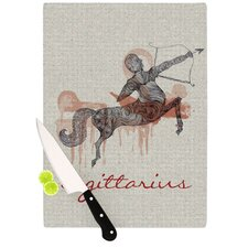 Sagittarius Cutting Board
