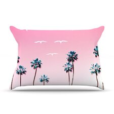 Cali Microfiber Fleece Pillow Case