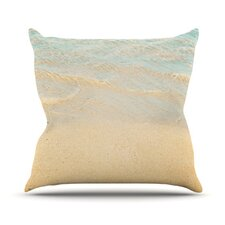 <strong>KESS InHouse</strong> Ombre Water Throw Pillow