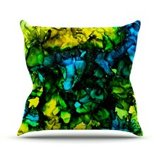 <strong>KESS InHouse</strong> Ariel Throw Pillow