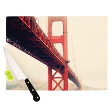 <strong>KESS InHouse</strong> Golden Gate Cutting Board