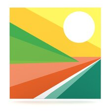 Beach by Budi Kwan Graphic Art Plaque