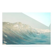 The Wave by Bree Madden Photographic Print Plaque