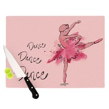 Ballerina Cutting Board