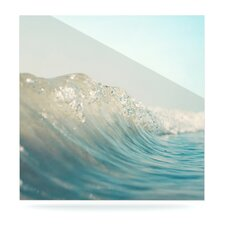 The Wave by Bree Madden Graphic Art Plaque
