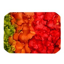 Fall Splatter Placemat