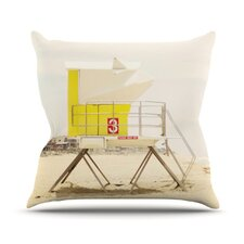 Tower by Bree Madden Throw Pillow