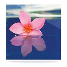 Plumeria by Bree Madden Graphic Art Plaque